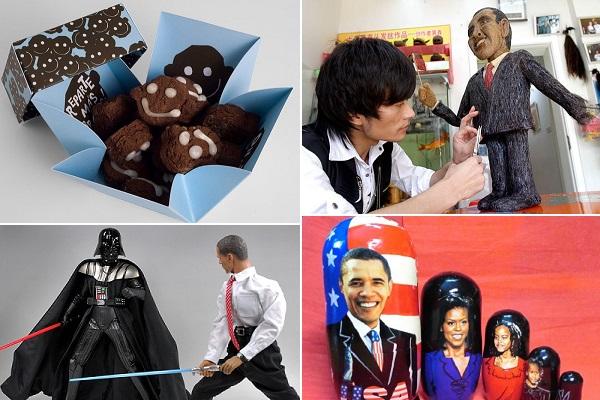 Креативные вещи, созданные в честь американского президента