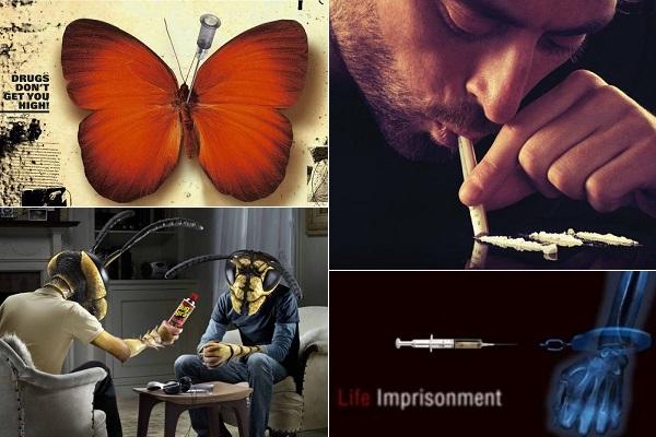 Лучшая социальная реклама против наркотиков
