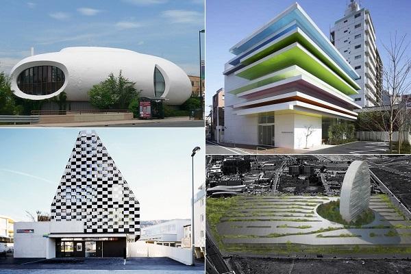 Самые необычные здания банков со всего мира