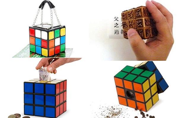 Оригинальные версии кубика Рубика