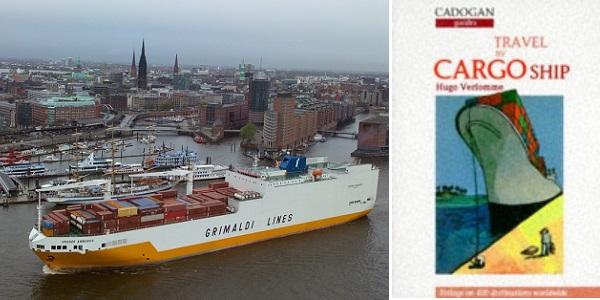 Необычный путеводитель Travel by Cargo Ship от Hugo Verlomme