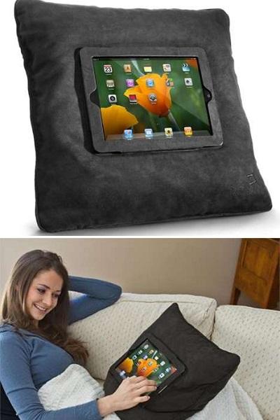 TyPillow - гибрид подушки и чехла для iPad