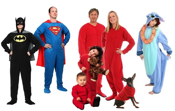 c8e018ac03137 Пижама-пати: топ 10 самих оригинальных пижам для вечеринки