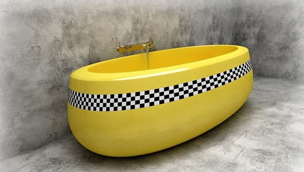 Ванна-такси от Андрея Бондаренко