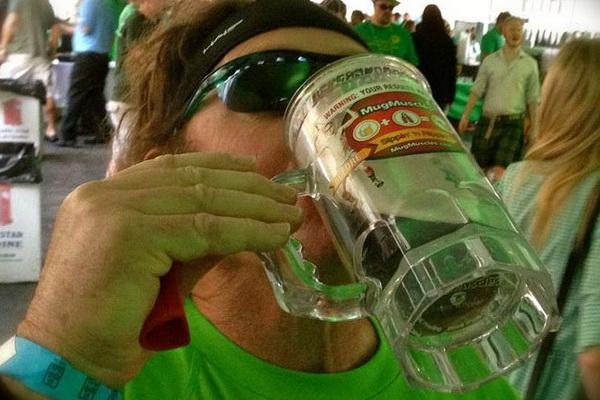 Пивная кружка MugMuscles.