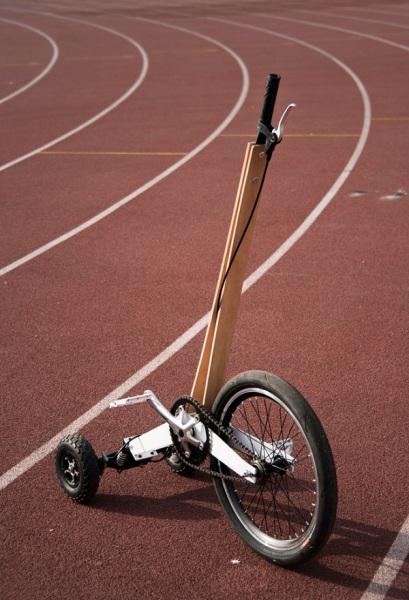 Halfbike.