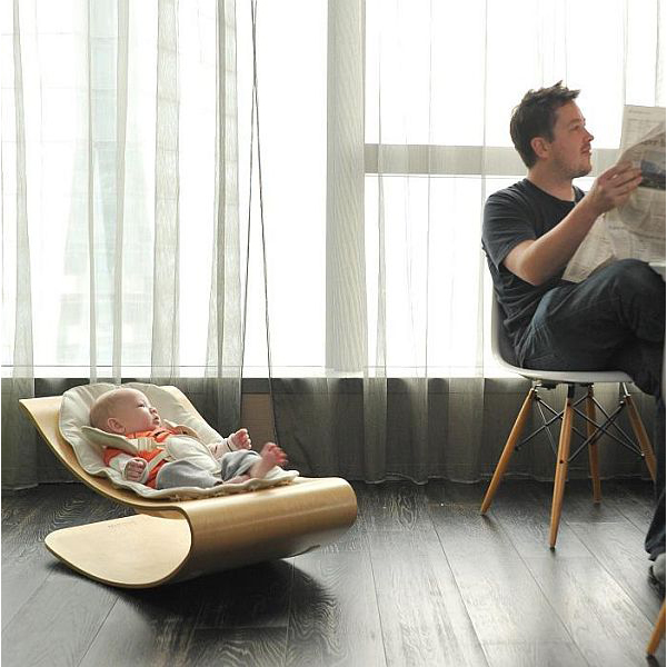 Детское кресло Bloom Coco Stylewood Baby Bouncer