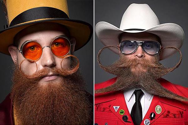 Национальный чемпионат на лучшую бороду и усы