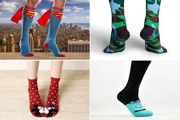 Обзор оригинальных носков