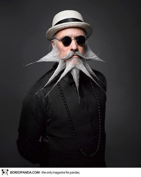 Чемпионат на лучшую бороду и усы