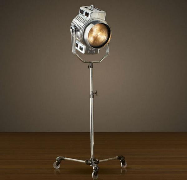 лампа в виде прожектора