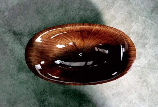 Деревянные ванны от компании Alegna