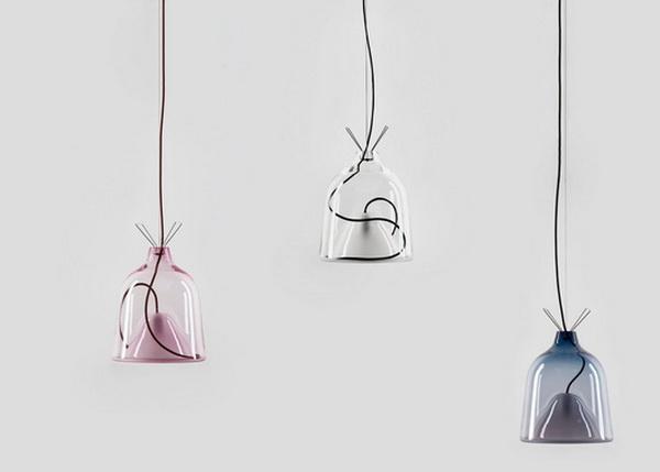 VAISS.EAU: светильники в стиле ретро