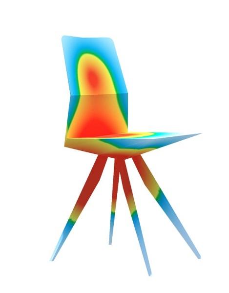 Оригинальный стул R18 Ultra Chair