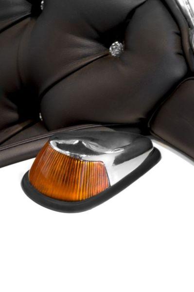 Glamour Beetle: кресло, созданное из деталей автомобиля
