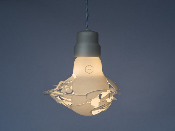 Коллекция Breaking Bulbs.