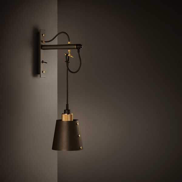 настенная модель светильника Buster + Punch