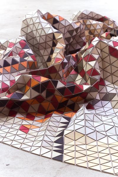 деревянные ковры: уникальная коллекция