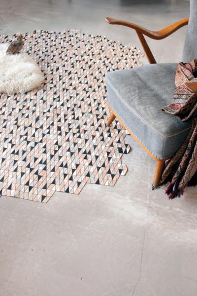 деревянные столы от дизайнера Elisa Strozyk