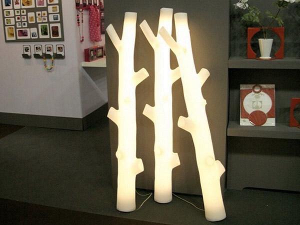 Светильник в форме дерева D+I lamp