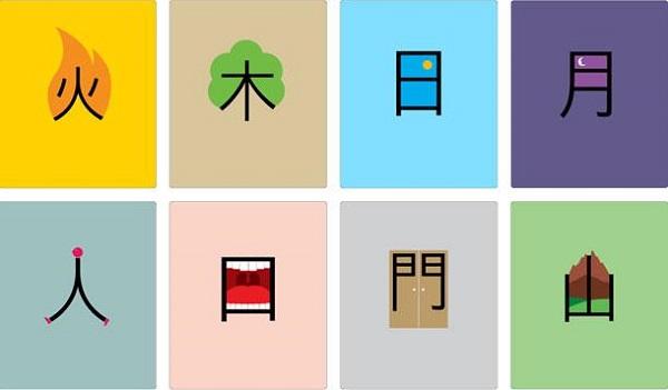 Chineasy: новая методика изучения китайского языка.