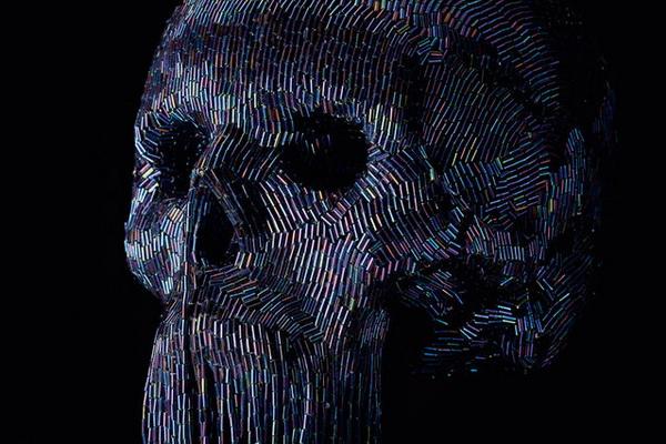Черепа от Jim Skull.