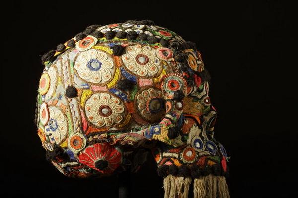 Плетеные черепа от Jim Skull.