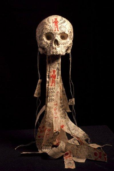 Творчество художника Jim Skull.