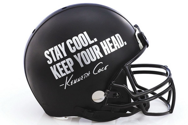 Шлем от Kenneth Cole