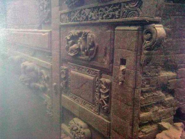 Затонувший город Lion City – китайская Атлантида