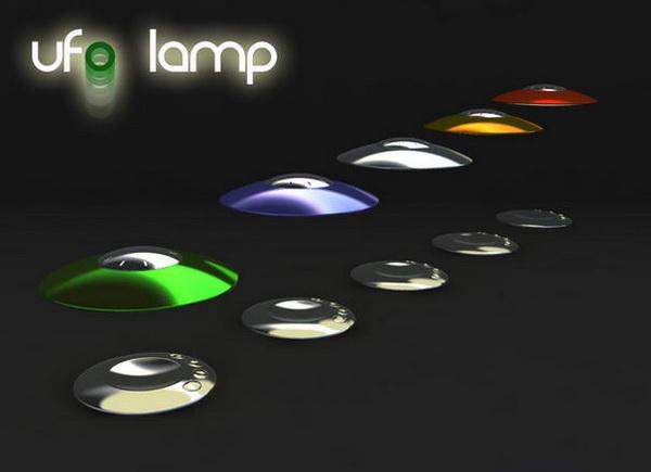 Светильник НЛО от Baita Design