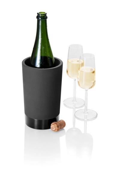 Ведерко для вина из коллекции Magisso Black Terracotta Barware