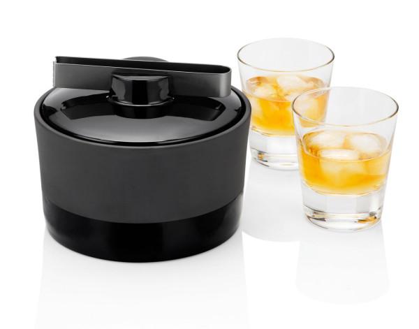 Емкость с крышкой для льда из коллекции Magisso Black Terracotta Barware