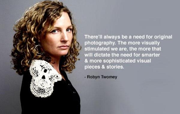 Robyn Twomey.