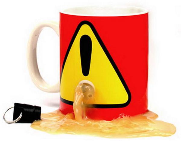 чашка Plug Mug