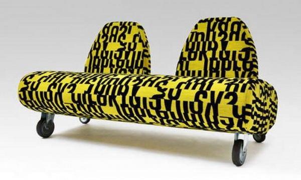 дизайн на колесах  W series от Yellow Diva