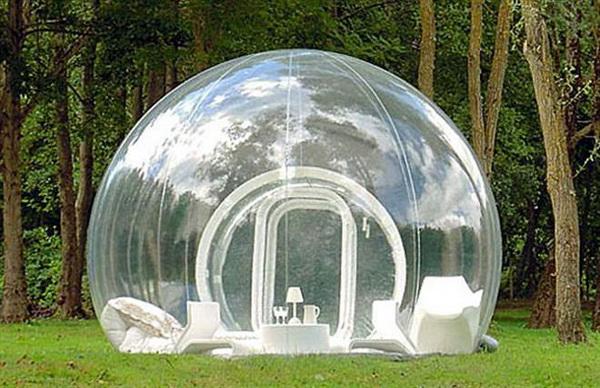 Топ-10 необычных палаток для обычных туристов
