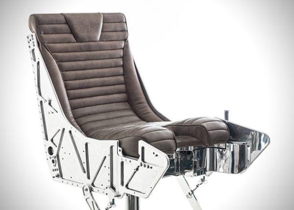 Торнадо: кресло с катапультой