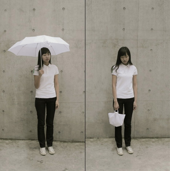 Inside Outside Umbrella