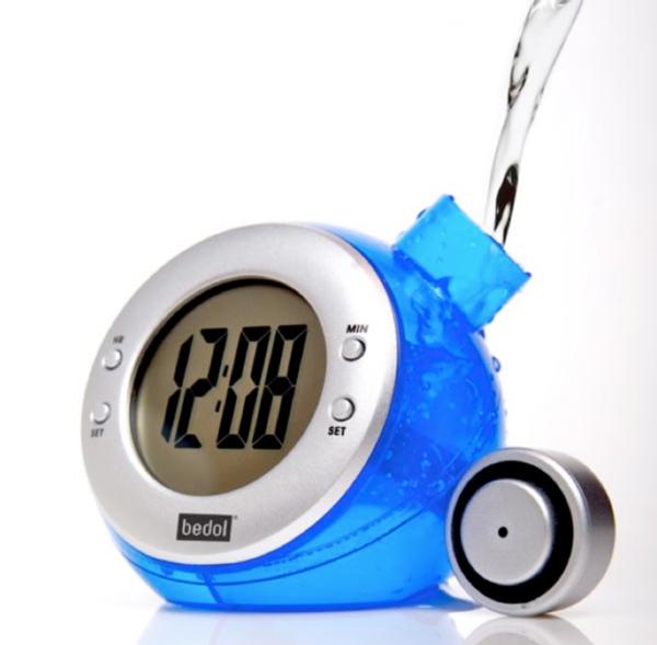 экологически чистые водные часы