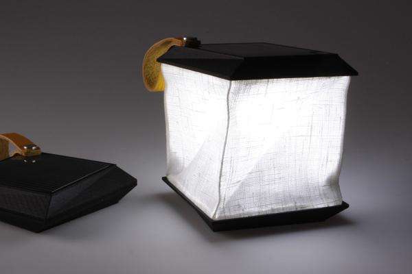 складывающийся светильник от Jesper Jonnson
