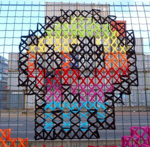 Уникальный проект Urban X Stitch.