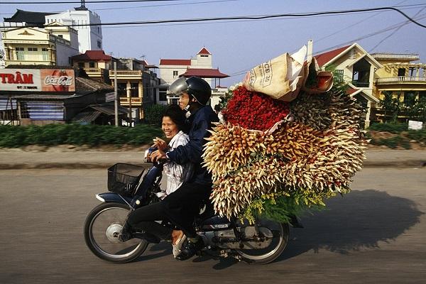 Жители Вьетнама.