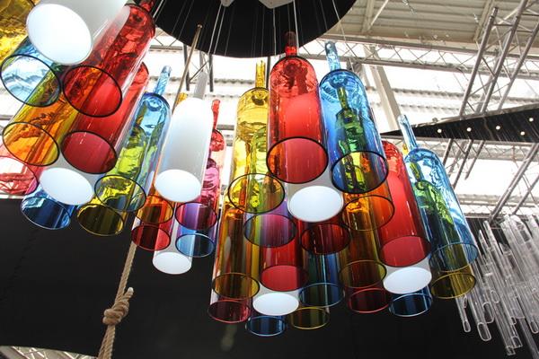 Модель светильника Jar RGB