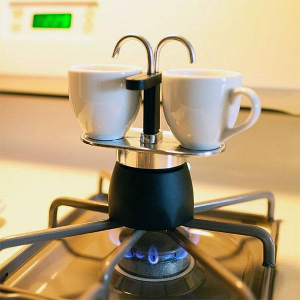 Миниатюрная кофеварка Bialetti от Percolator