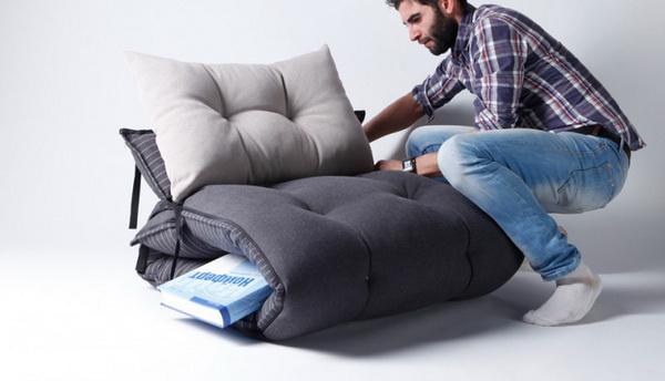Ted Bed: кресло-кровать