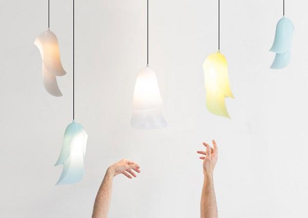 Светильник Cape lamp.