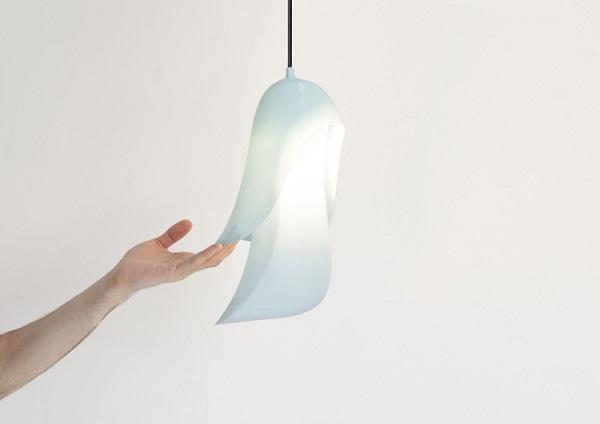 Оригинальная модель светильника Cape lamp.
