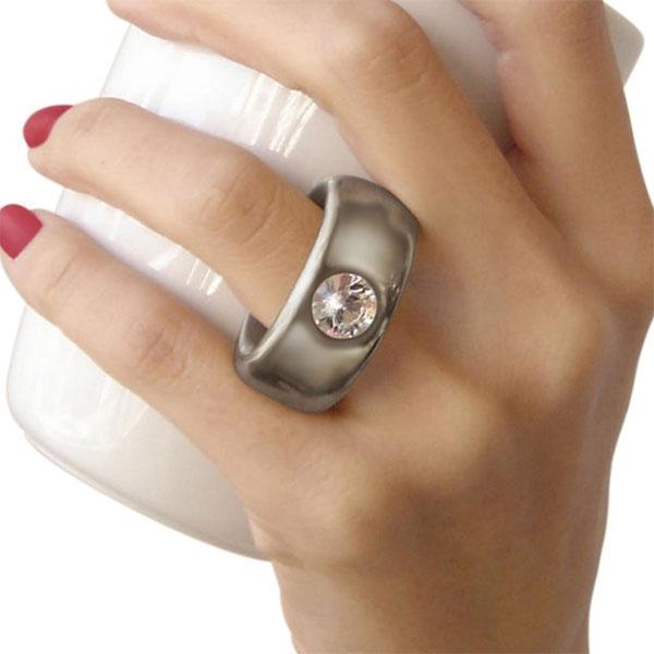 Чашка с ручкой-кольцом