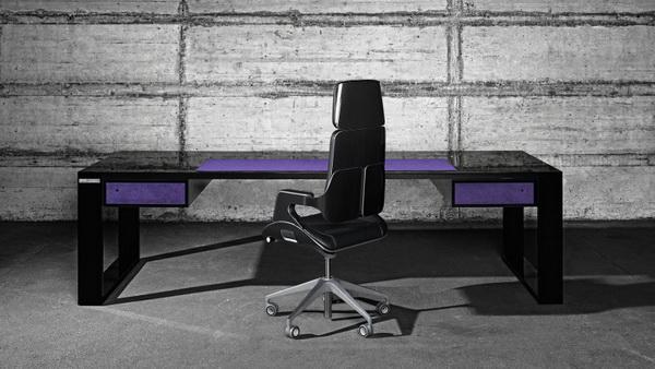 Комплект мебели из углеродного волокна «John & Table»